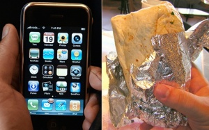 Great innovations are not like your Chipotle burrito