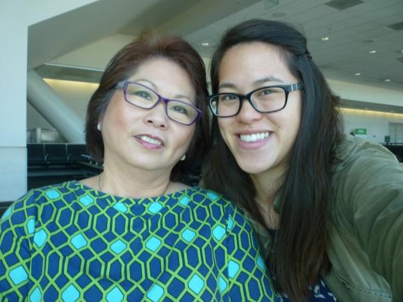 Me & Mom <3