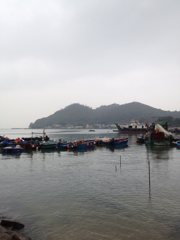 Amazing scenery from Tai O